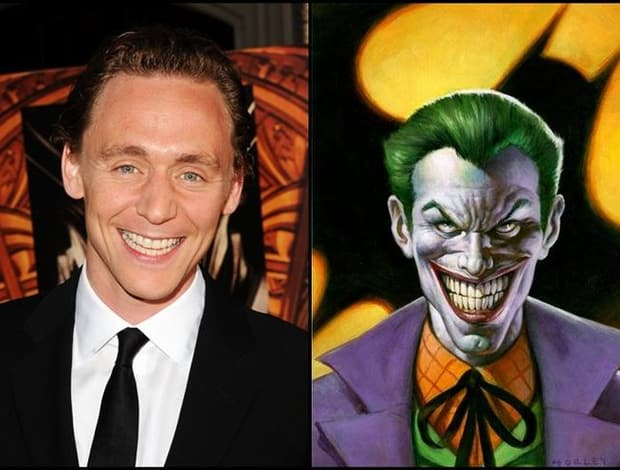 Tom LOKI Joker