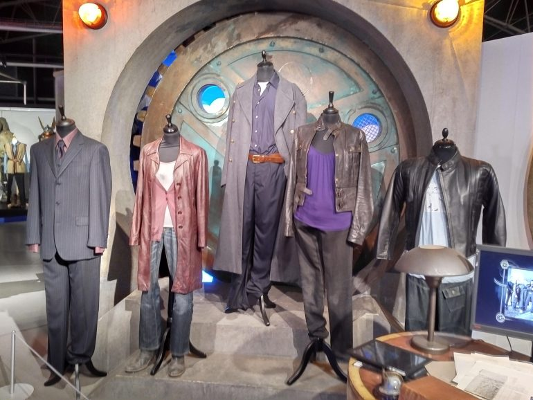 Torchwood Costumes