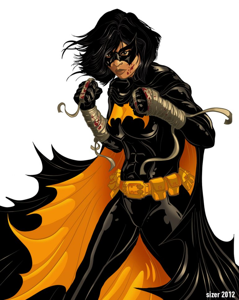 Woman Of Colour To Play Batgirl