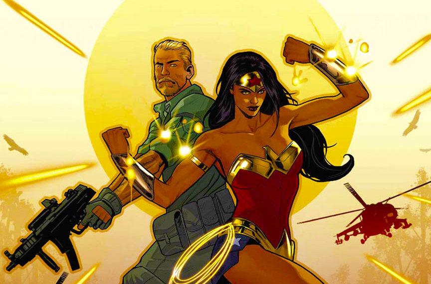 Wonder Woman - Steve Trevor Special #1 Review
