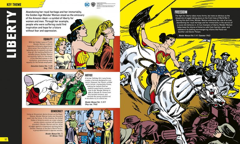 DK Wonder Woman The Ultimate Guide to the Amazon Warrior