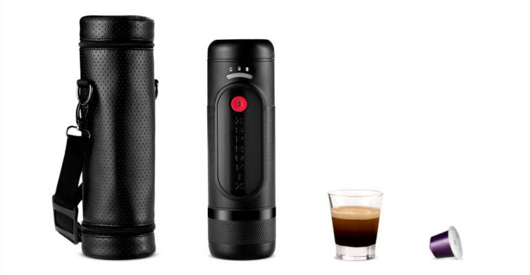 Xsprofix: World's First Travel Espresso Machine – Now on Kickstarter