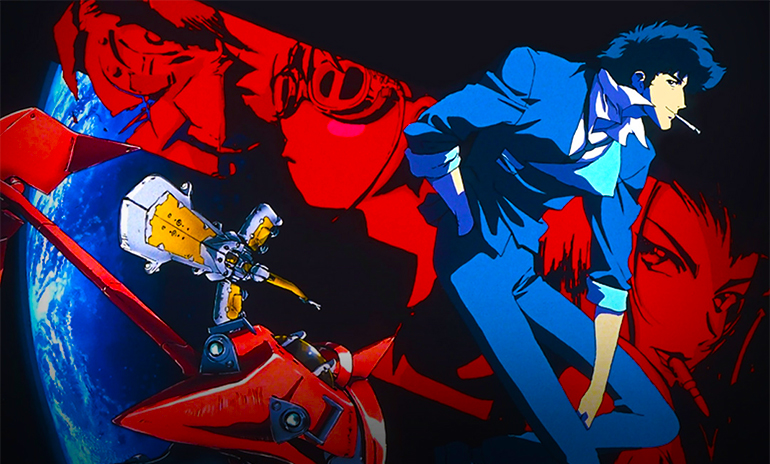 'Cowboy Bebop' Is Getting An American Live-Action TV Series