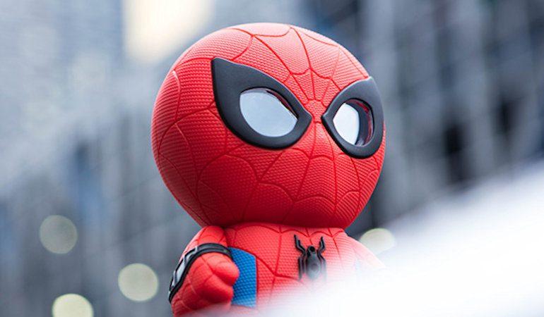 Sphero Introduces Your Friendly Neighborhood Spider-Man