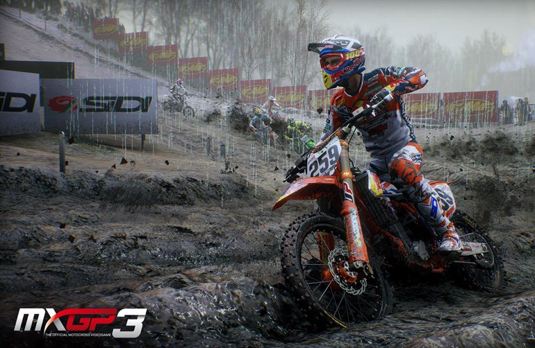 MXGP3 Review – Not Quite Excitebike