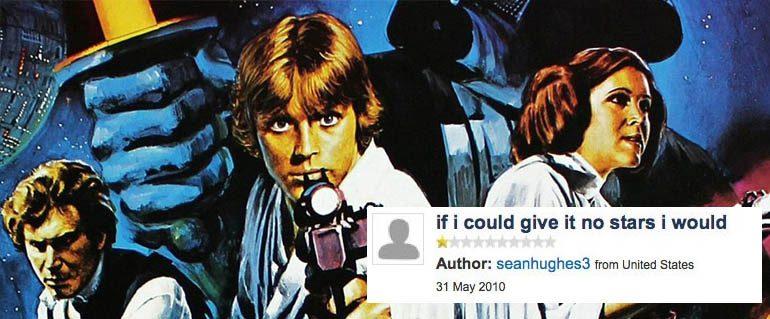 star wars bad review