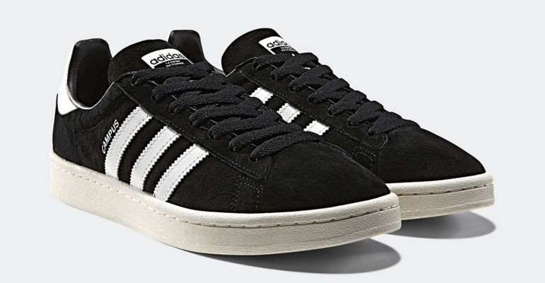 adidas Originals Brings Back the Iconic Campus Sneaker
