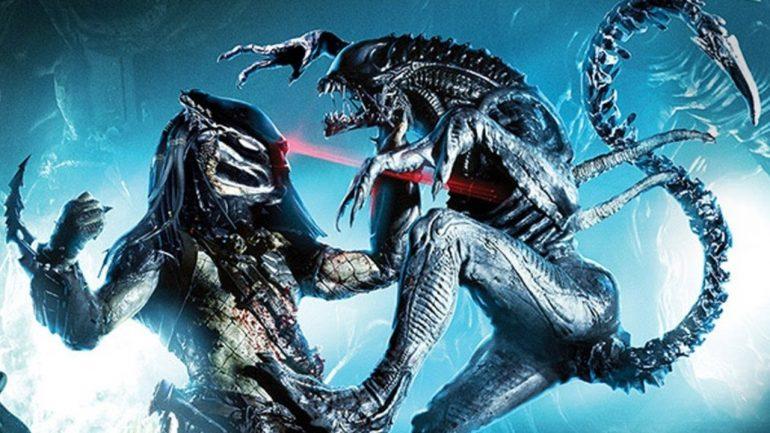 10 coolest crossovers Alien vs Predator