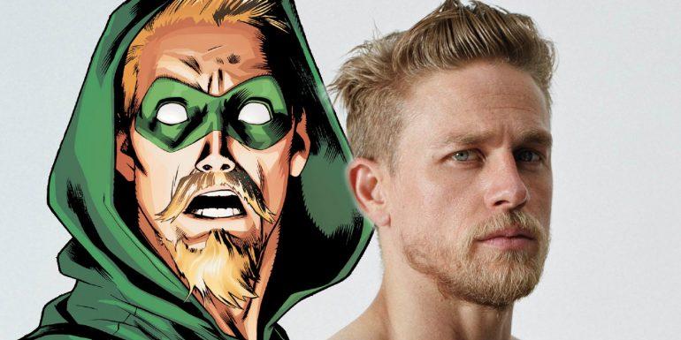 Charlie Hunnam Green Arrow