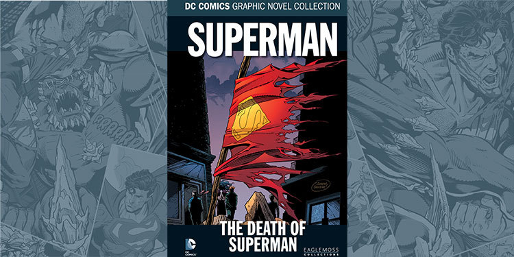 DC Comics Graphic Novel Collection #16-20 Review