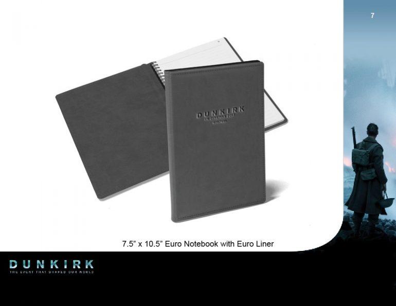 Dunkirk Notebook