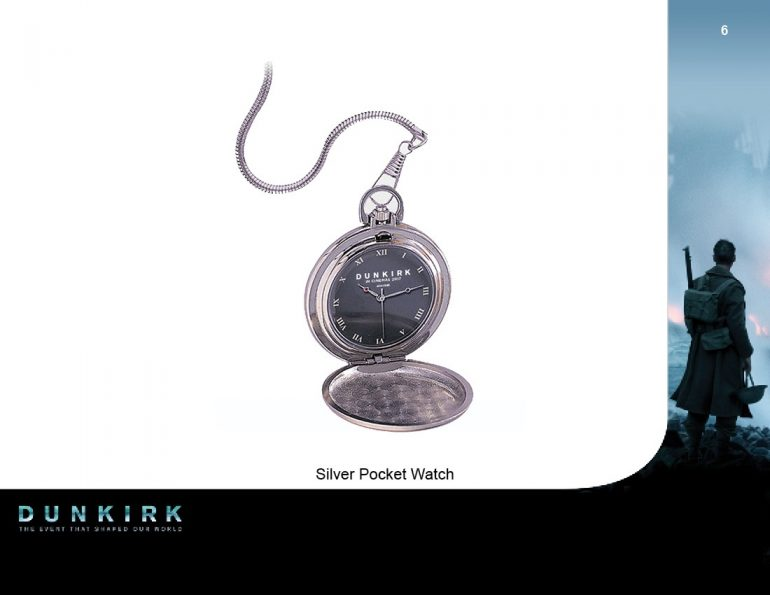 Dunkirk Pocket Watch