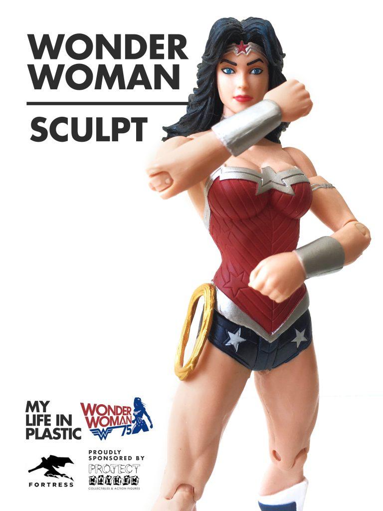 My Life In Plastic: DC Comics New 52 Wonder Woman Figure Review