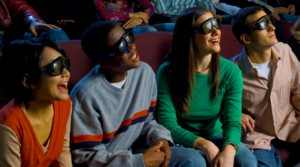 IMAX Is Planning To Ditch 3D Films In Favour Of 2D
