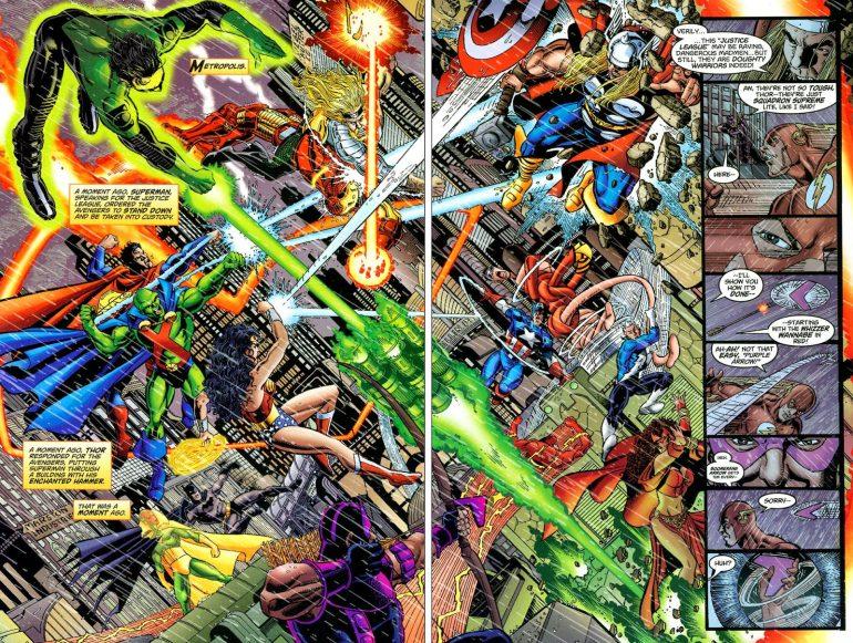 JLA/Avengers – Avengers/JLA