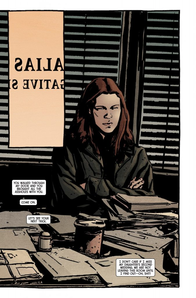 Jessica Jones #10 Review - Mysterious And Entertaining