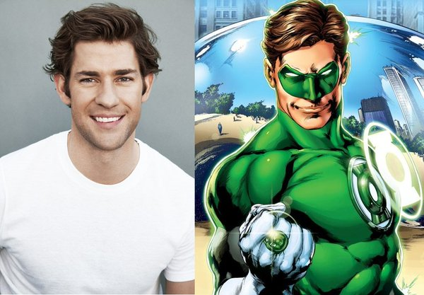 John Krasinski Green Lantern