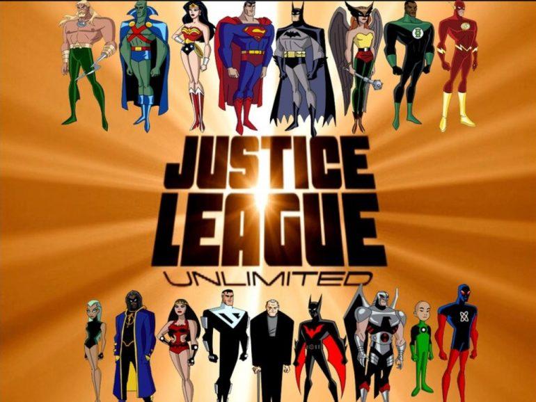 Justice League Justice League Ultimated