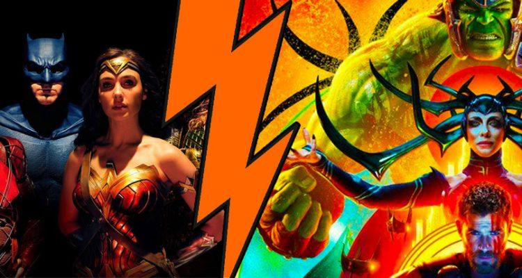 Justice League Vs Thor: Ragnarok: Who Wins?