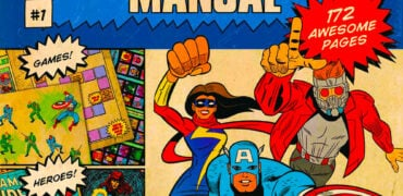 Marvel's My Ultimate Superhero Manual