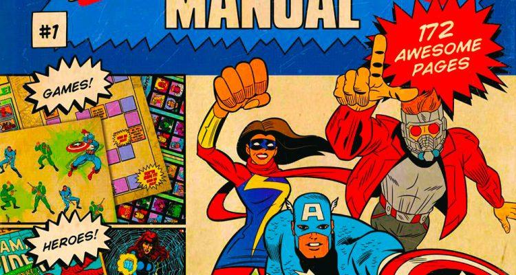 Marvel's My Ultimate Superhero Manual