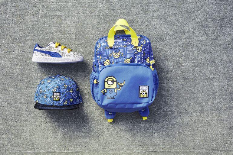 PUMA Releases Fun Minions Collection