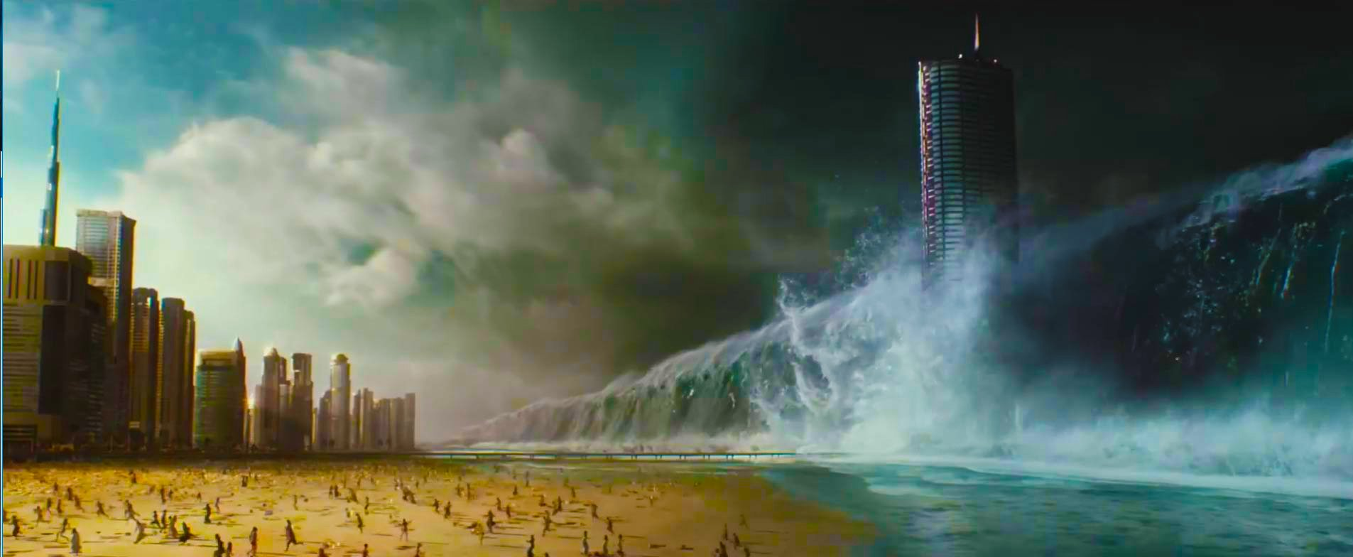 Mother Nature Is Pissed Off In Roland Emmerich Knock-Off, Geostorm