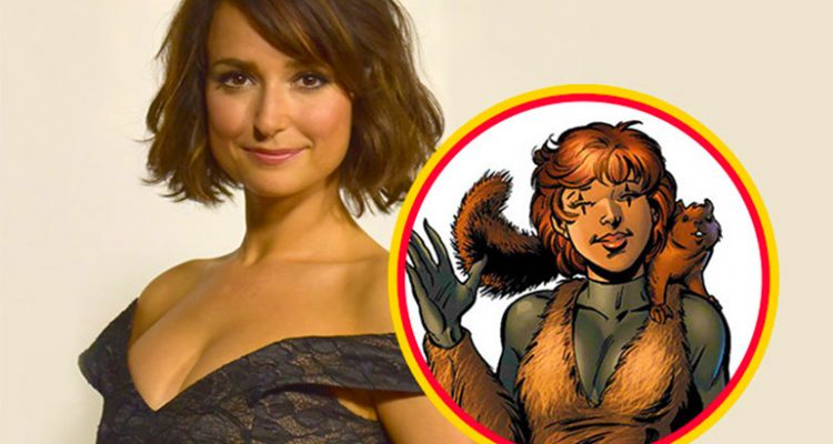 New Warriors Cast Is Announced. Say Hello To Marvel's Squirrel Girl