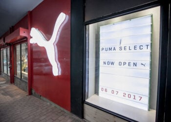 Puma Re-Opens Revamped Puma Select Store In Braamfontein