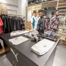 Puma Re-Opens Revamped Puma Select Store In Braamfontein