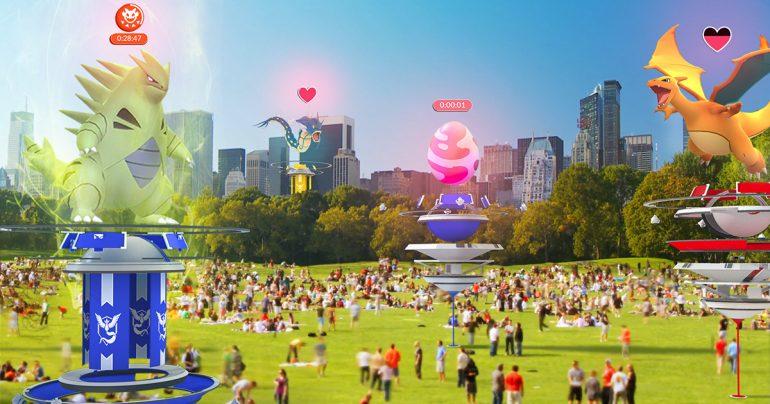 Pokemon GO Fest: The Legendary Fail Of Niantic's Beautiful Lie