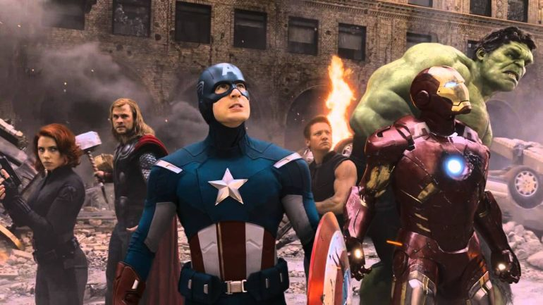 The Avengers crossovers