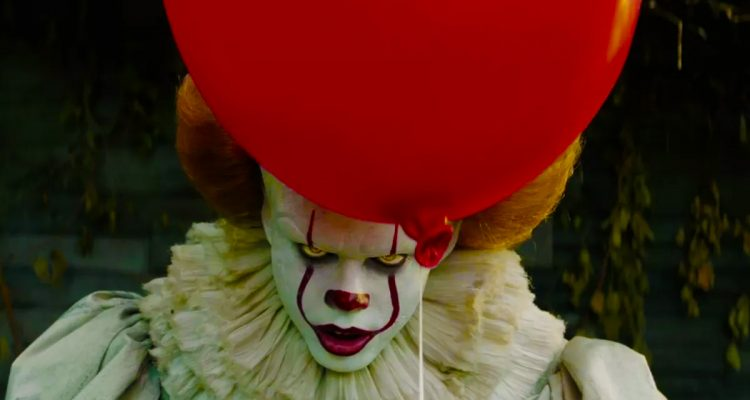 There Is More Than One Creepy Clown In The New Trailer For Stephen King's It
