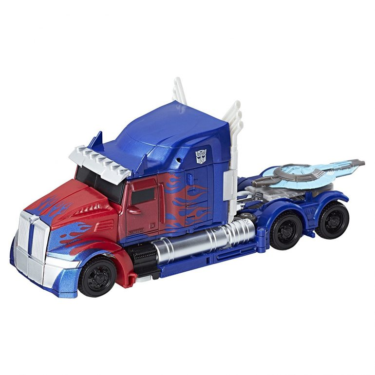 Transformers: The Last Knight Optimus Prime Premiere Edition Review