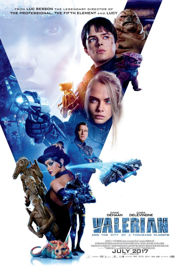 Valerian Poster HR