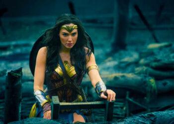 Wonder Woman 2 Patty