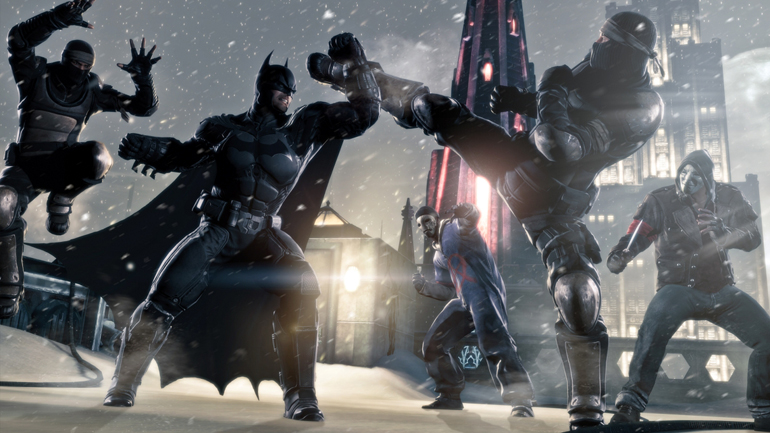 Everything We Know About The New Batman Game