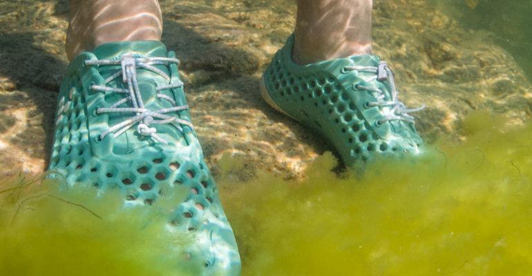 Vivobarefoot X Bloom – The Sneaker Made from Algae