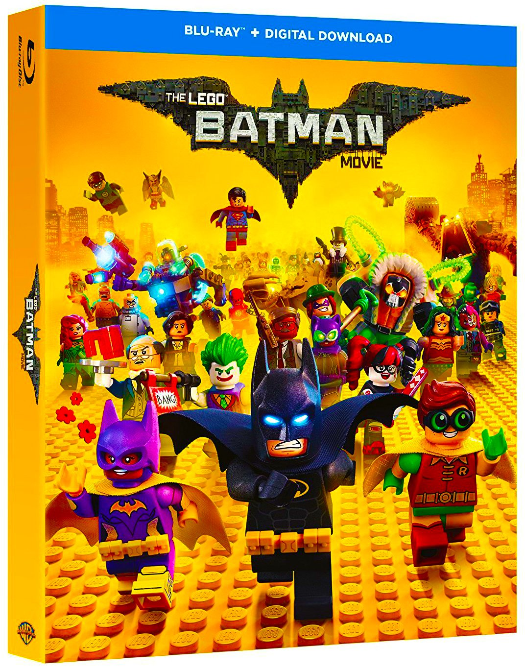 The LEGO Batman Movie Blu-Ray Review - Pitch-Perfect ...