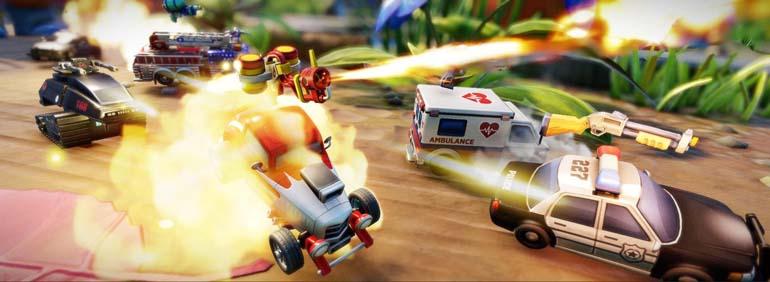 Micro Machines World Series Review - A Race Down Memory Lane