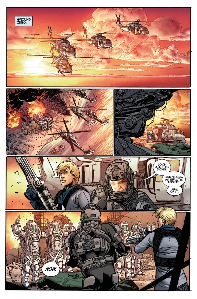 robotech #1 comic book review
