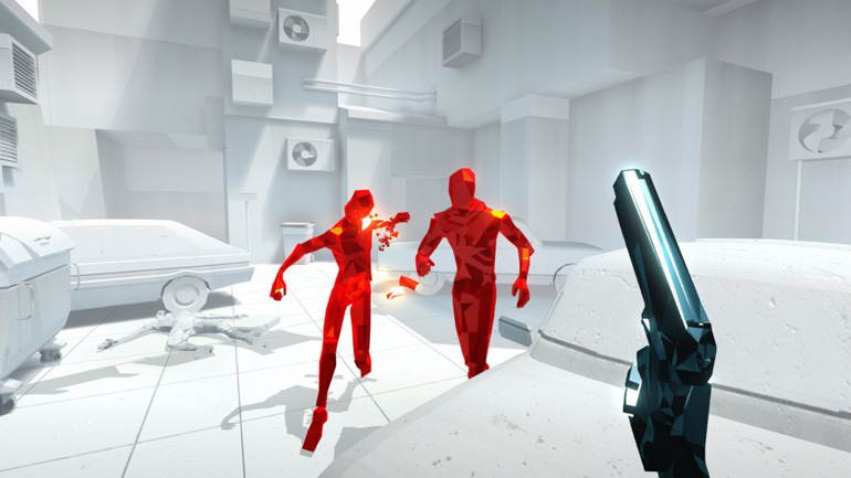 SuperHot Review (PlayStation 4) - Timing Is Everything