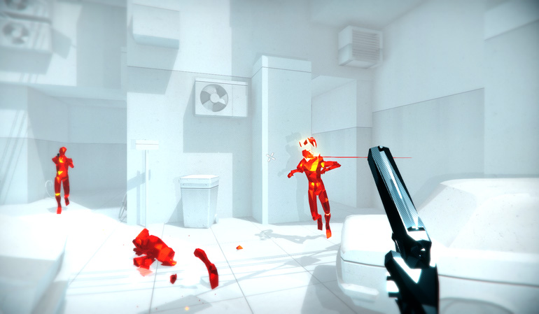 SuperHot Review - A Stylish, Action-Packed Gaming Experience