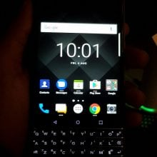 TCL Communications Launches BlackBerry KeyOne in South Africa