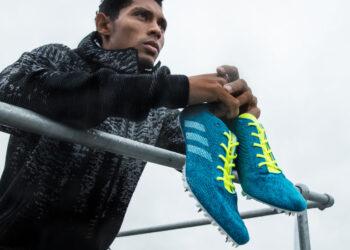Wayde Van Niekerk to Run in World's First Parley Running Spike at IAAF