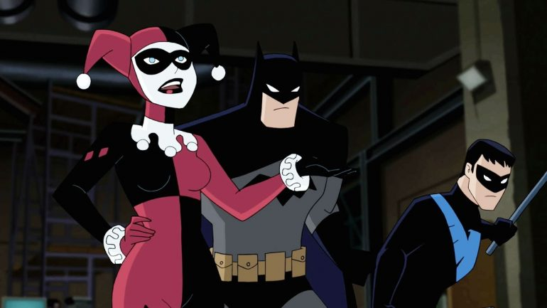 Batman And Harley Quinn Review -