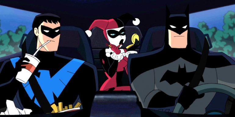 Batman And Harley Quinn Review -