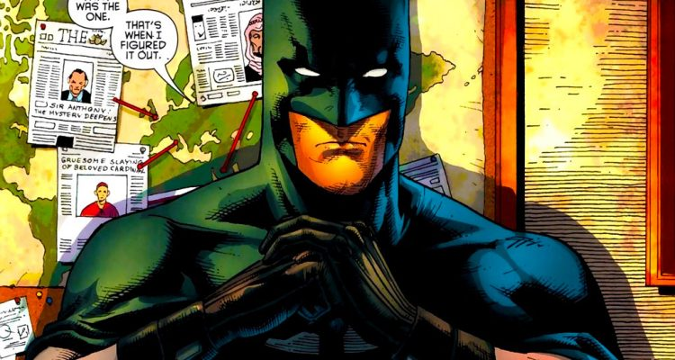 Stop The Press! Dick Grayson Is A Better Batman Than Bruce Wayne