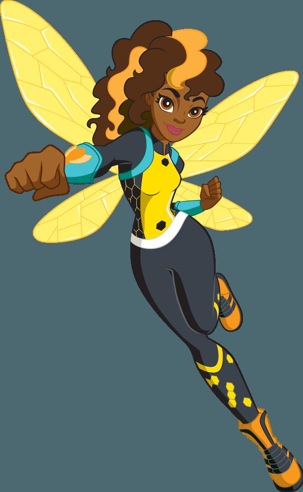 DC's Bumblebee