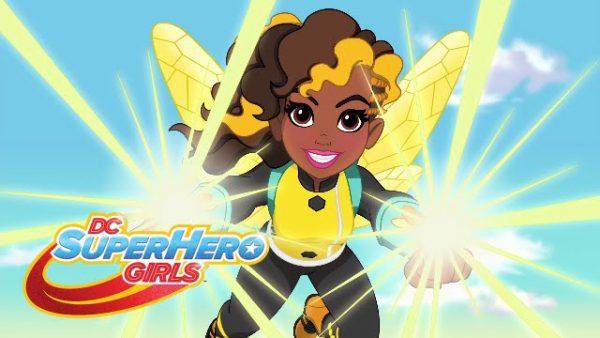 DC Superhero Girls Bumblebee